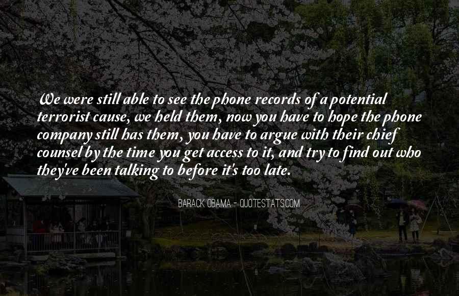 Don't Argue Quotes #132802