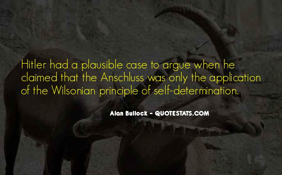 Don't Argue Quotes #22171