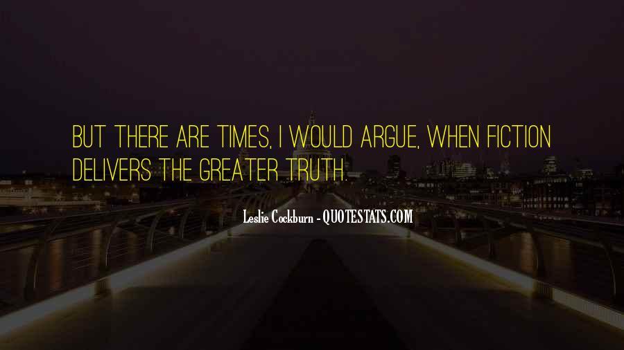 Don't Argue Quotes #41531