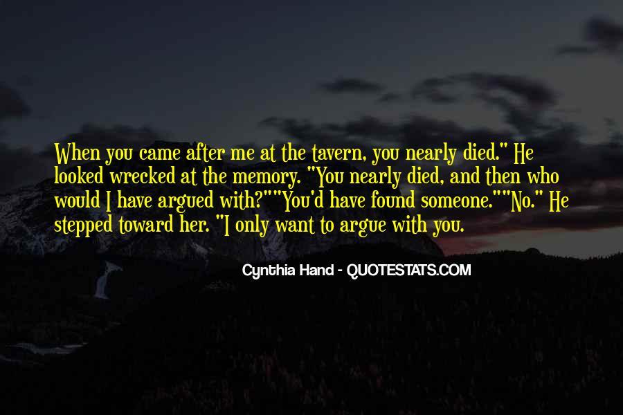 Don't Argue Quotes #61213