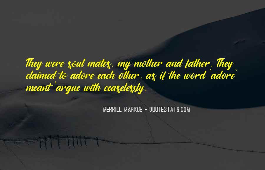 Don't Argue Quotes #65757