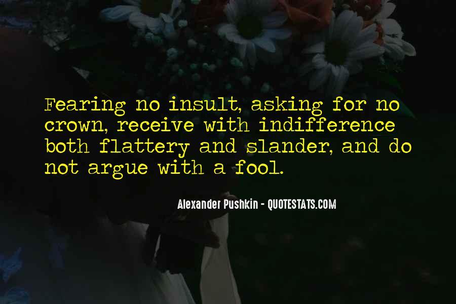 Don't Argue Quotes #79427