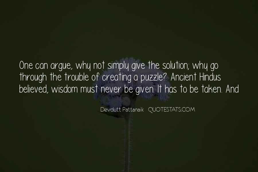 Don't Argue Quotes #85610