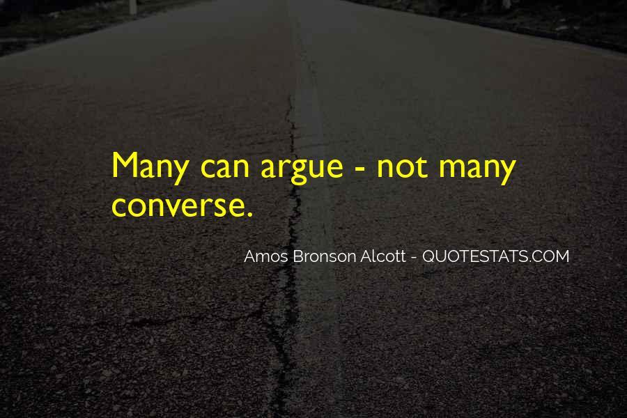 Don't Argue Quotes #89675