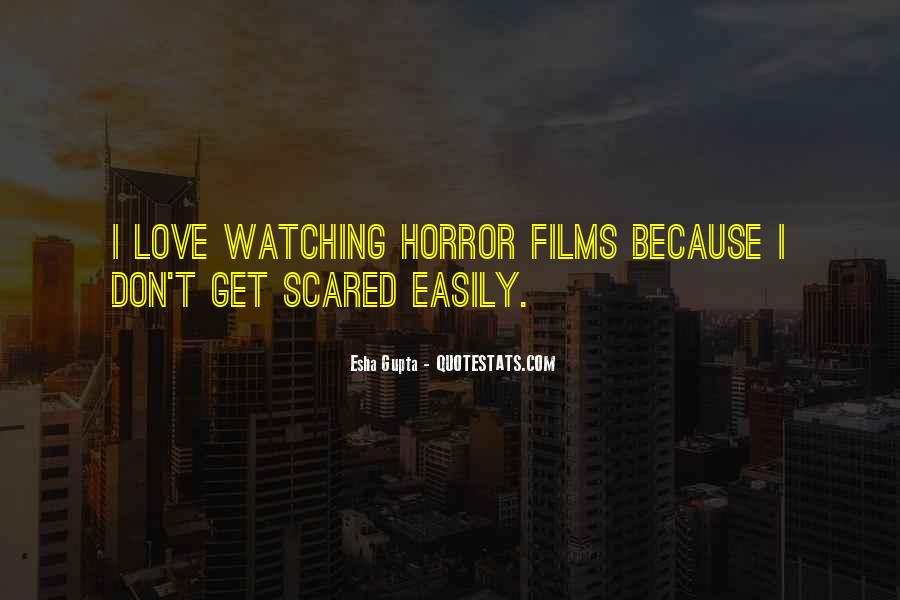 Don't Be Scared To Love Me Quotes #1842611
