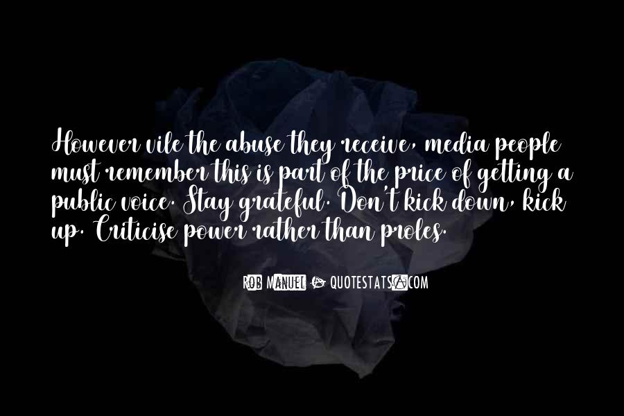 Don't Criticise Others Quotes #1053522