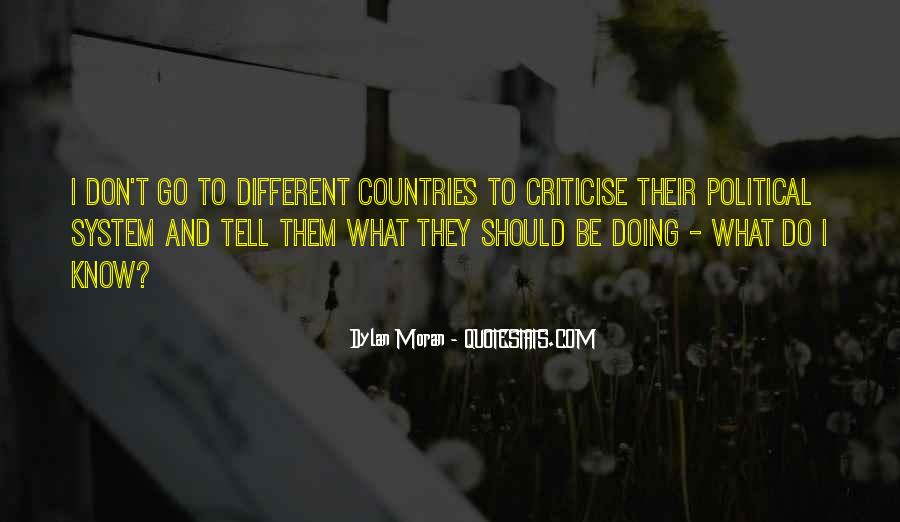 Don't Criticise Others Quotes #1474397
