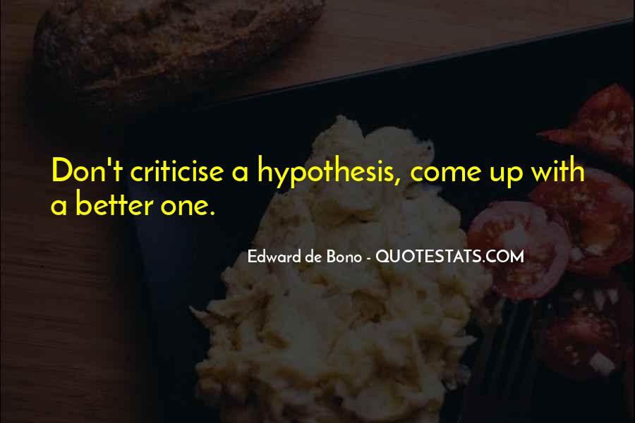 Don't Criticise Others Quotes #283081