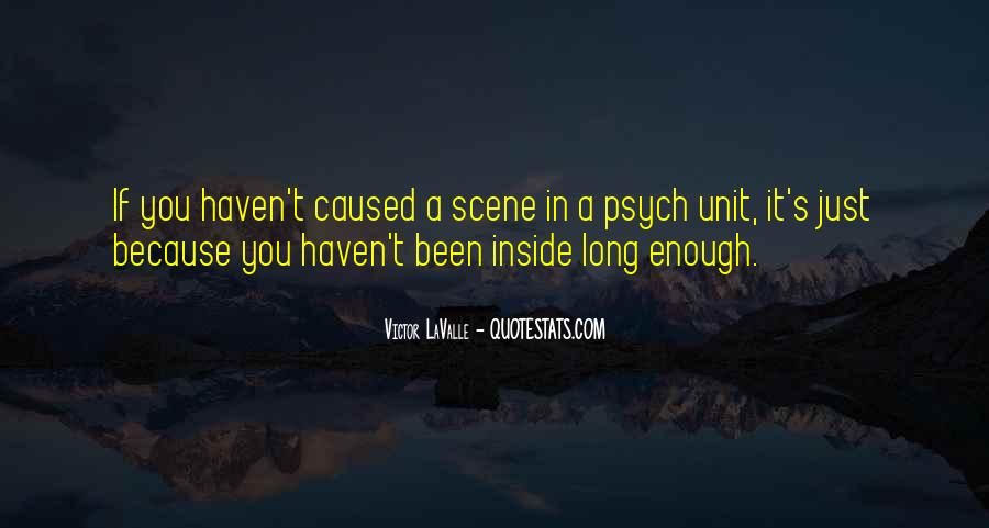 Quotes About Institutionalisation #795989
