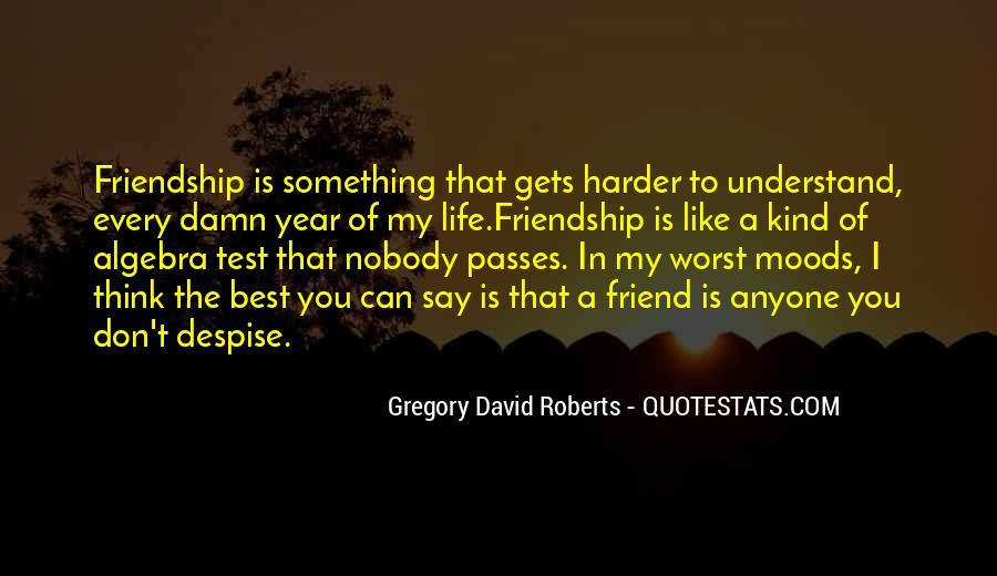 Don't Despise Quotes #1317178