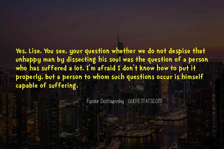 Don't Despise Quotes #1458132
