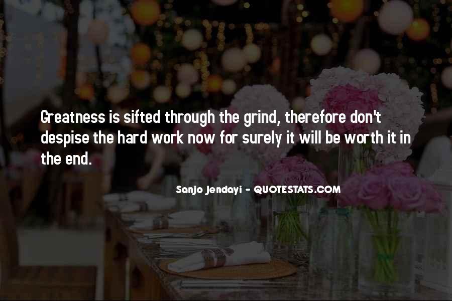 Don't Despise Quotes #1573879