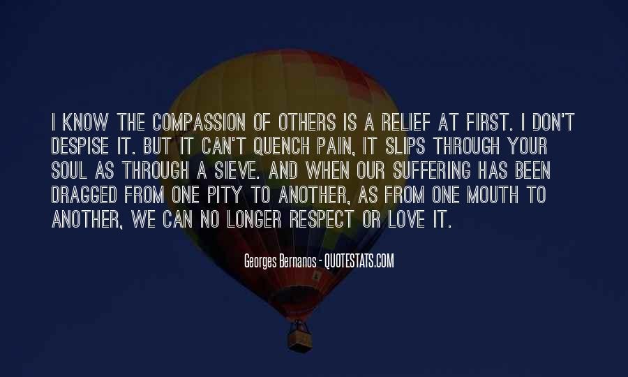Don't Despise Quotes #1694065