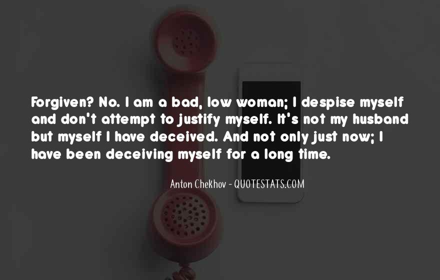 Don't Despise Quotes #1706779