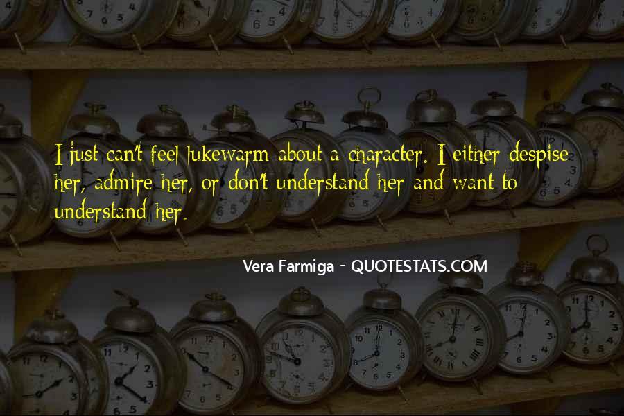 Don't Despise Quotes #1791002
