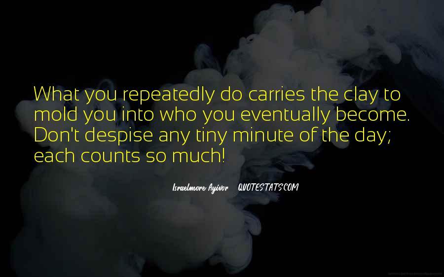 Don't Despise Quotes #189792