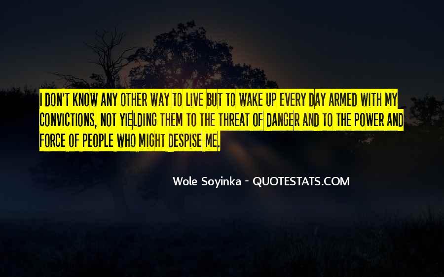 Don't Despise Quotes #220654