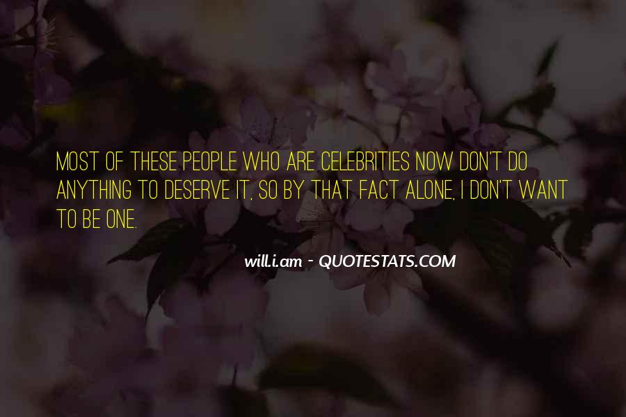 Don't Do It Alone Quotes #1698879