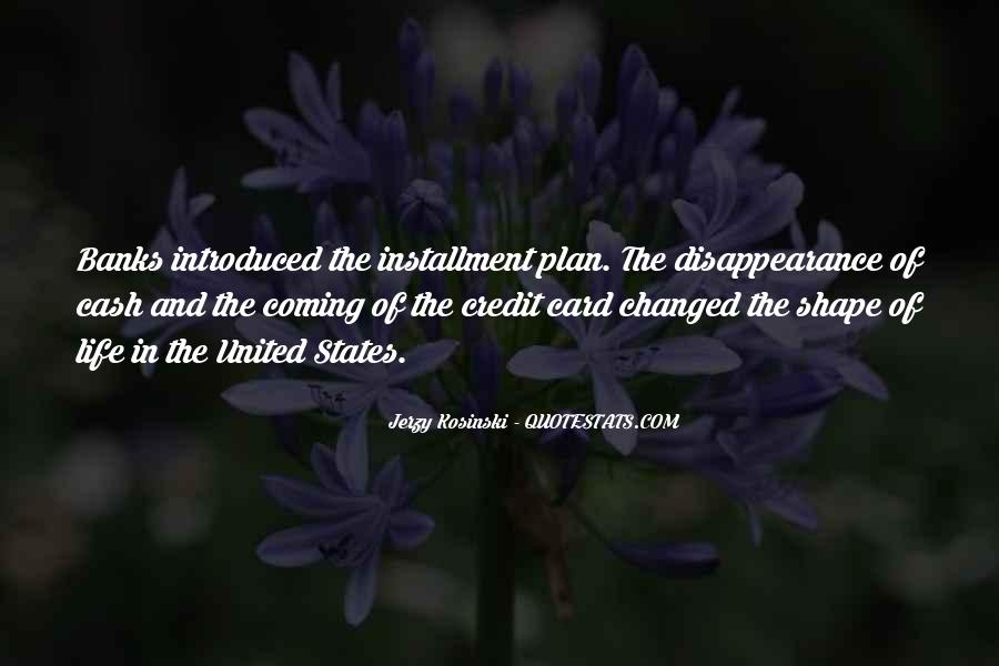 Quotes About Installment #1345526
