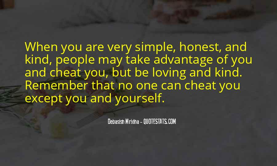 Don't Ever Cheat Quotes #211234