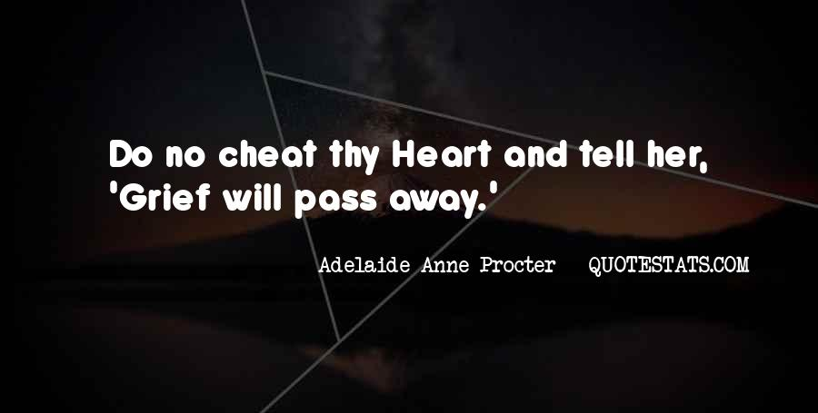 Don't Ever Cheat Quotes #238517