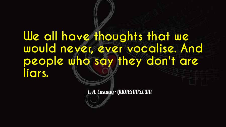 Don't Ever Say Never Quotes #1254506