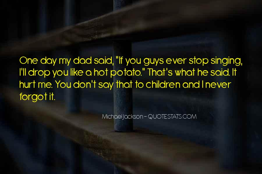 Don't Ever Say Never Quotes #255070