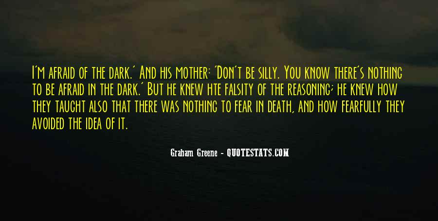 Don't Fear Nothing Quotes #775158