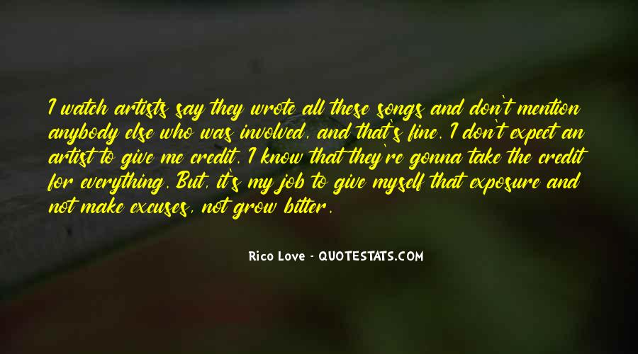 Don't Give Up On Me Love Quotes #134120