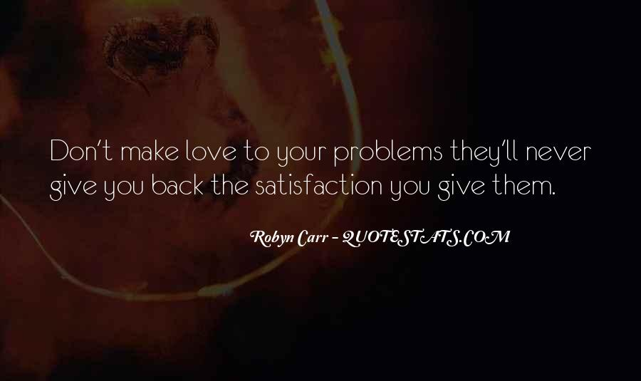 Don't Give Up On Me Love Quotes #138935