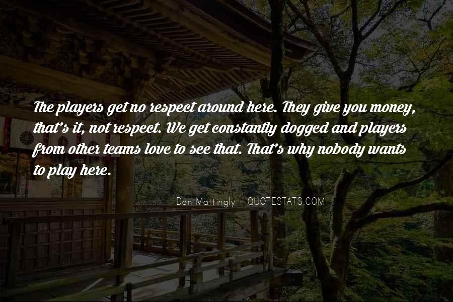 Don't Give Up On Me Love Quotes #161297