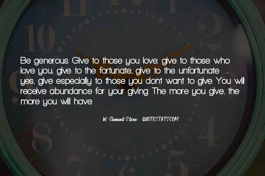Don't Give Up On Me Love Quotes #41293