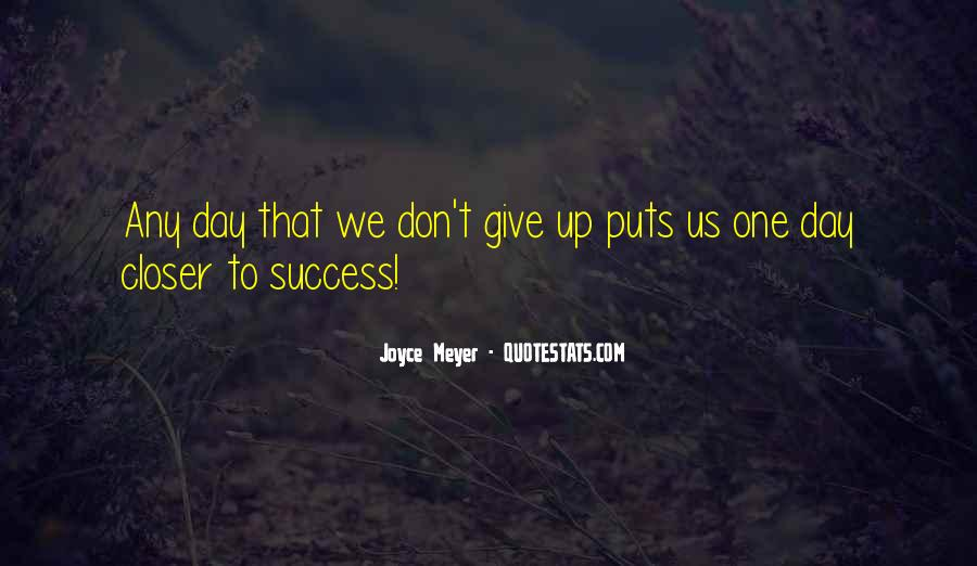 Don't Give Up On Me Now Quotes #13133