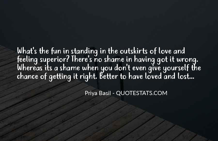 Don't Give Up On Your Love Quotes #221126