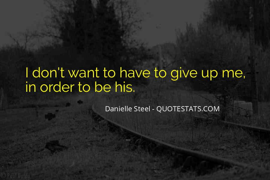 Don't Give Up On Your Relationship Quotes #1821897