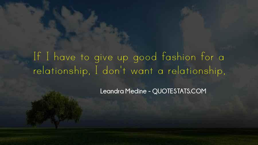Don't Give Up On Your Relationship Quotes #518883