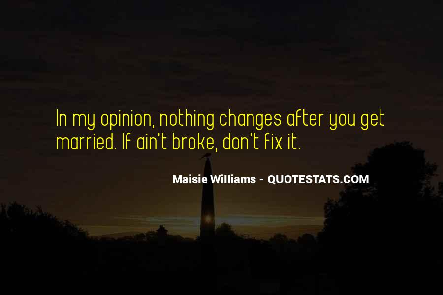 Don't Go Broke Quotes #139779