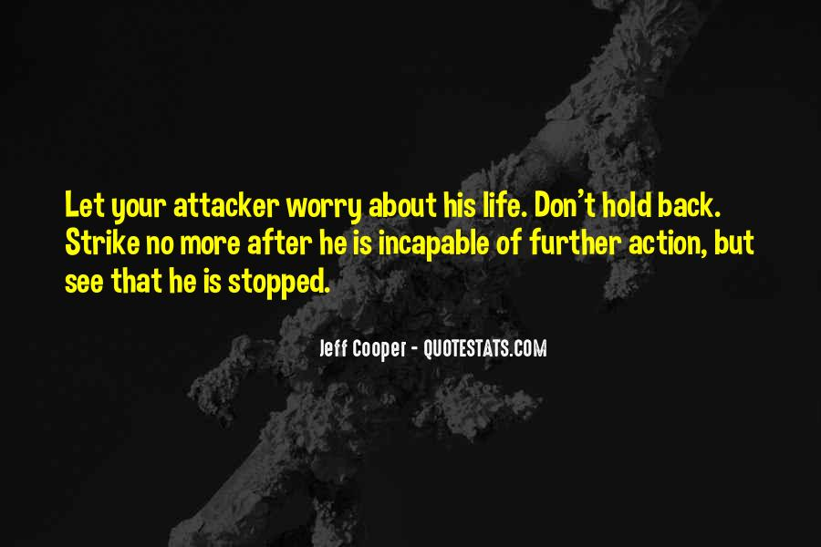 Don't Hold Me Back Quotes #138862