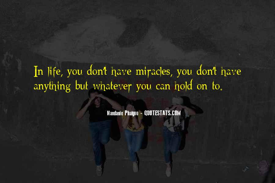 Don't Hold Onto The Past Quotes #62171