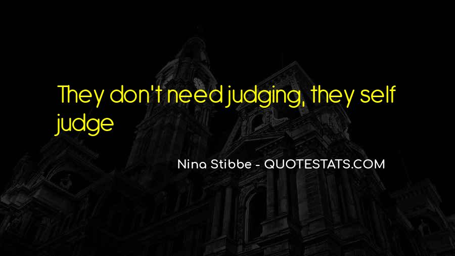 Don't Judge Me By My Past Quotes #89410