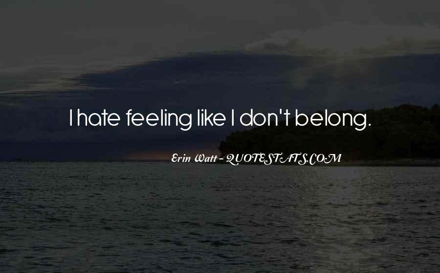 Don't Let Loneliness Quotes #532262