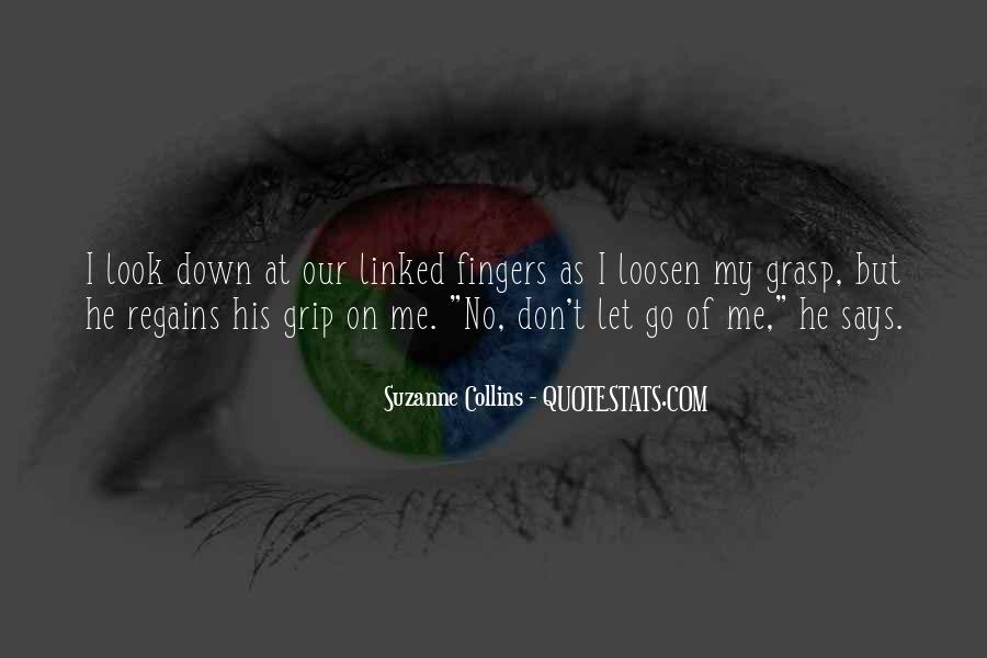 Don't Let Me Down Quotes #1004497