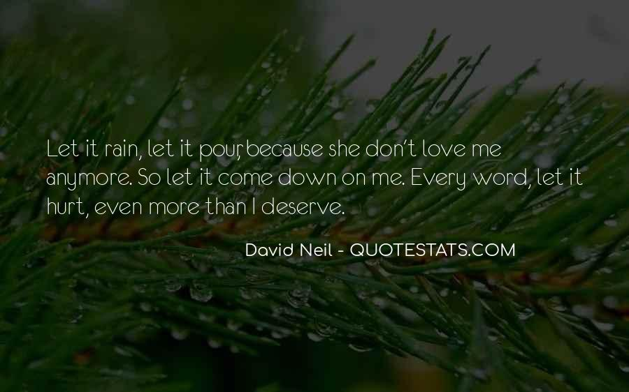 Don't Let Me Down Quotes #782453