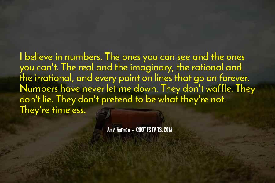 Don't Let Me Down Quotes #942004