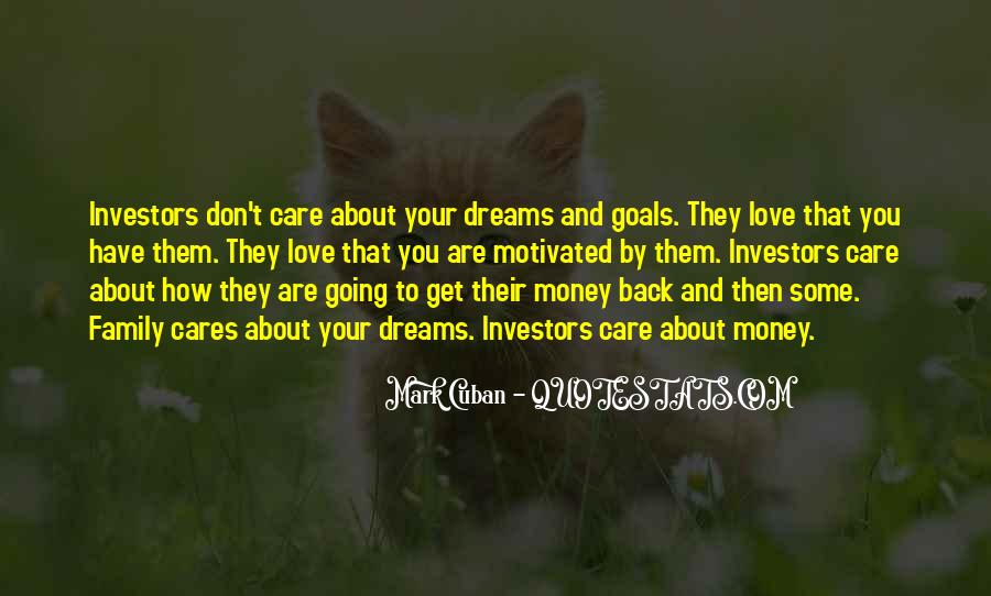 Don't Love Money Quotes #338443