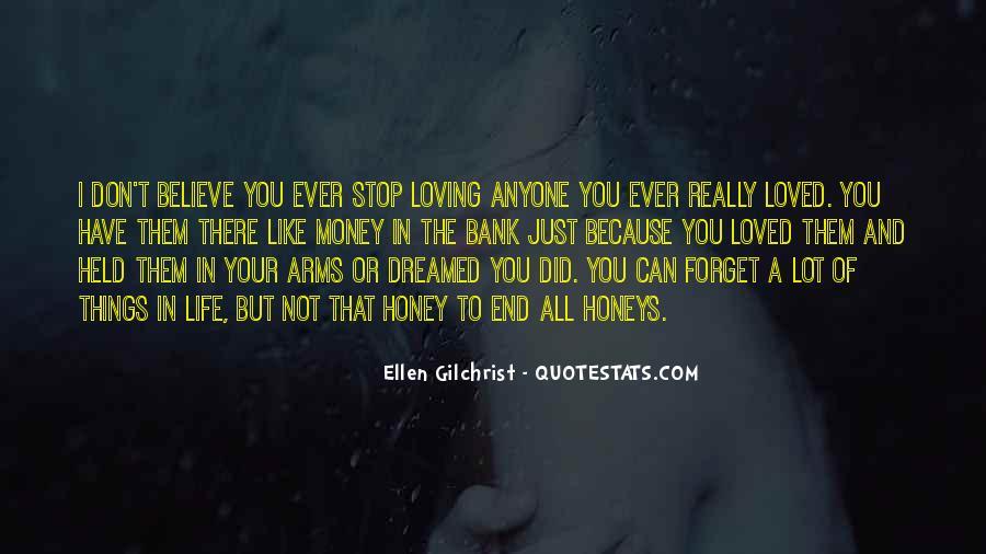 Don't Love Money Quotes #685689
