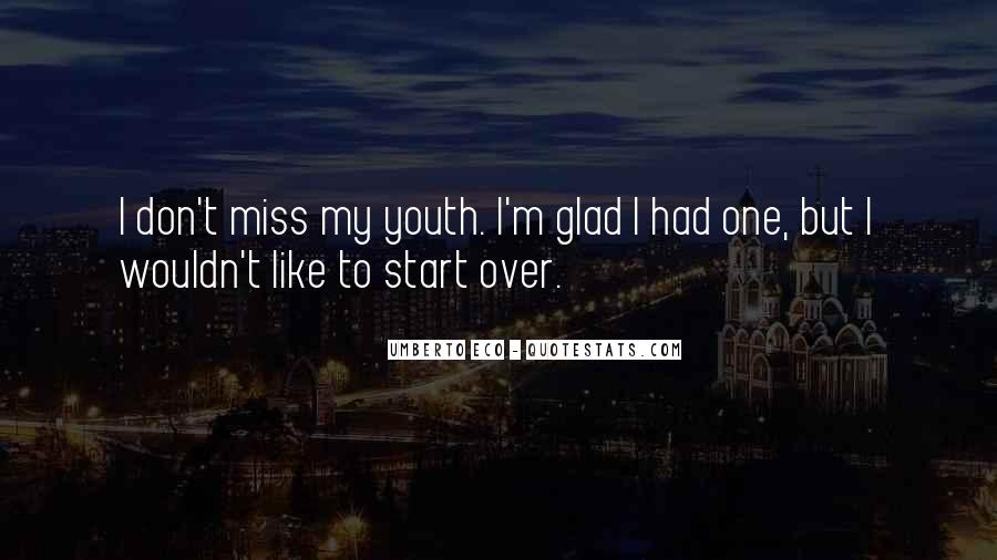Don't Miss Quotes #138744