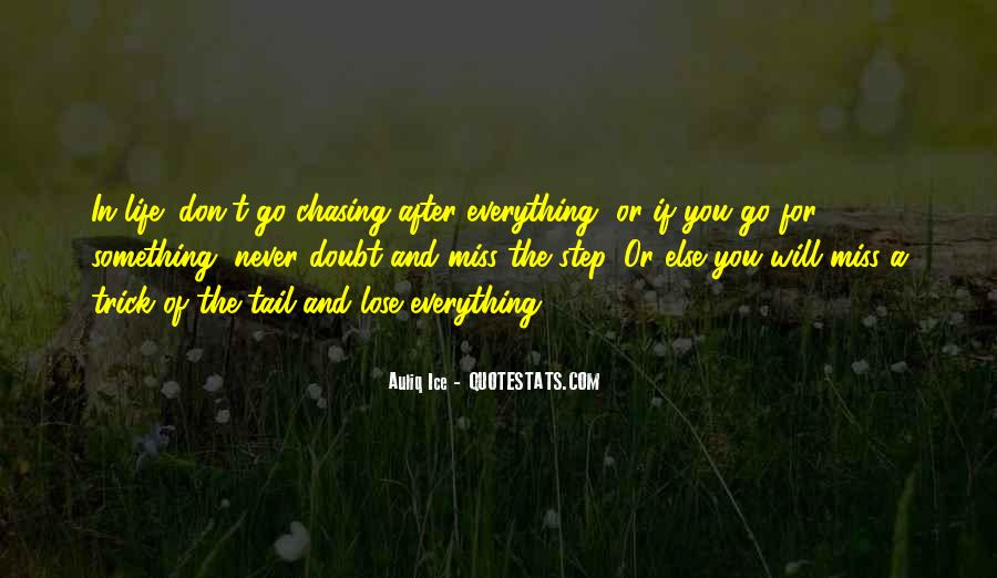 Don't Miss Quotes #170255