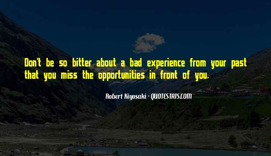 Don't Miss Quotes #259413