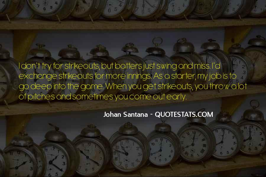 Don't Miss Quotes #267743